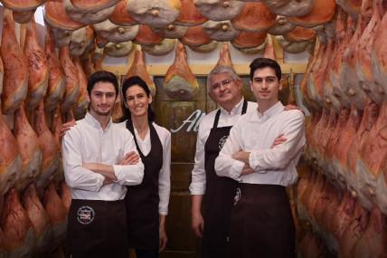 Alberti Family